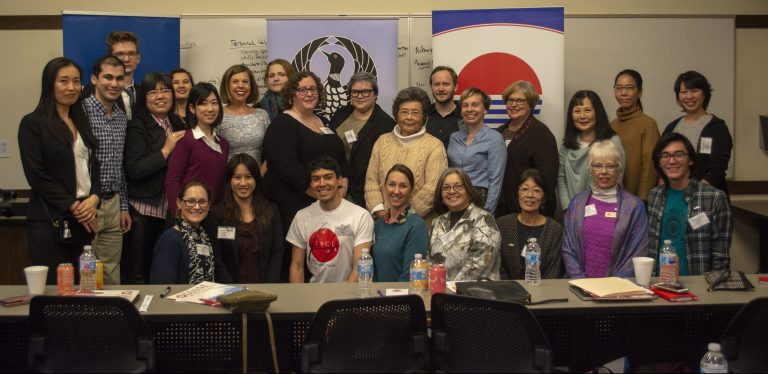 Group Photo -Japan-Minnesota Forum